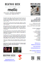 Melic An Hour To Anywhere PR.pdf